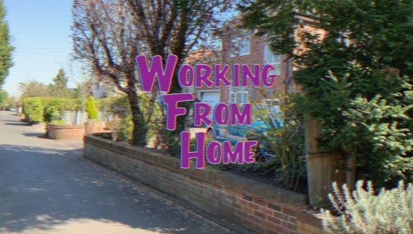 Cypher Media's Working from Home Montage
